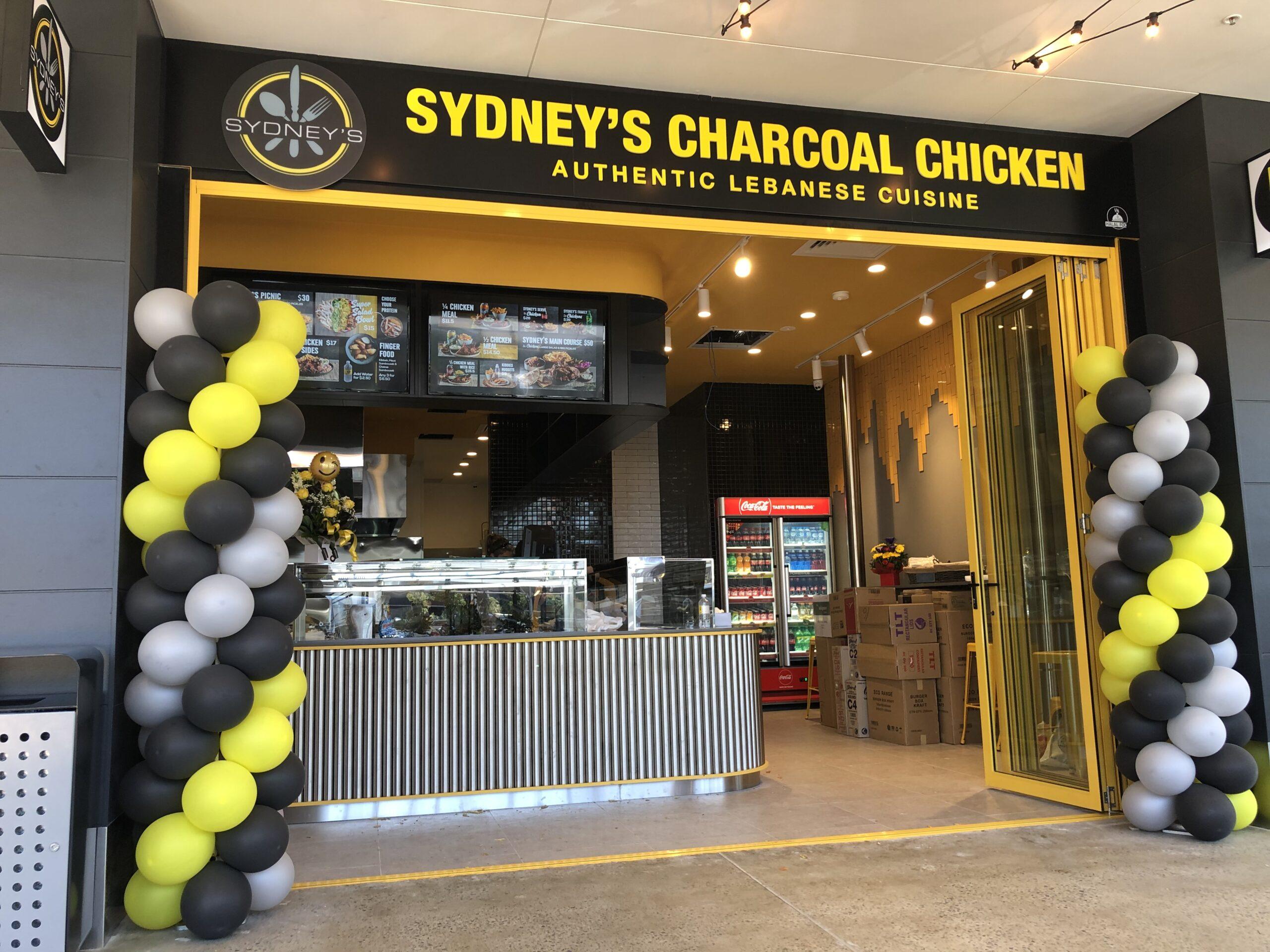 Sydney Charocal Chicken